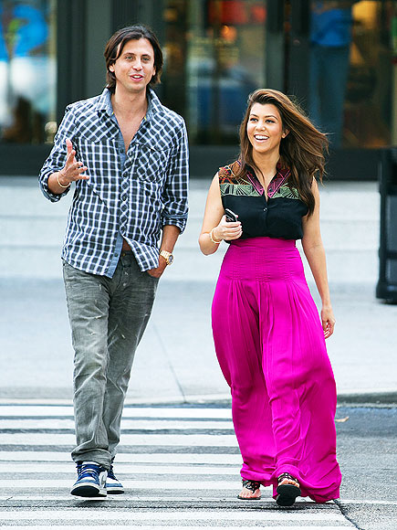 SKIRT STORY photo | Kourtney Kardashian