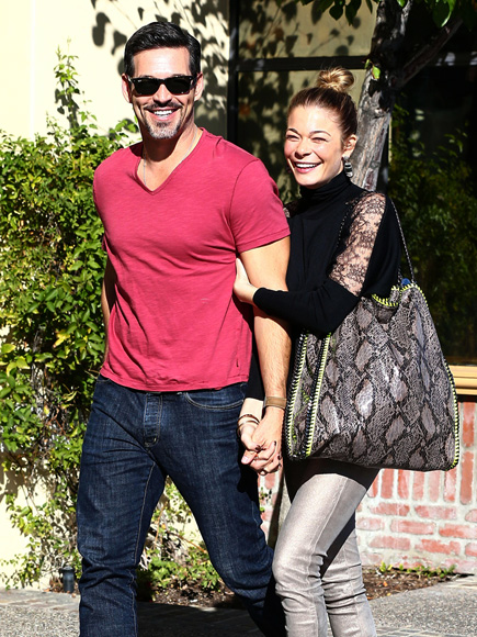 HANDY DANDY photo | Eddie Cibrian, LeAnn Rimes