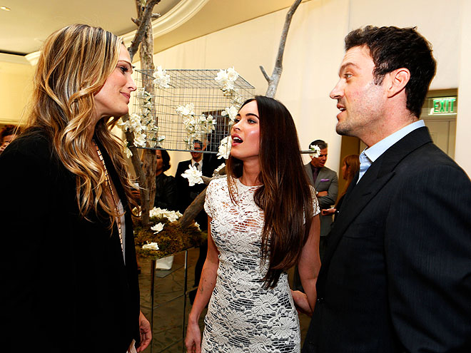 GAB FEST photo | Brian Austin Green, Megan Fox, Molly Sims