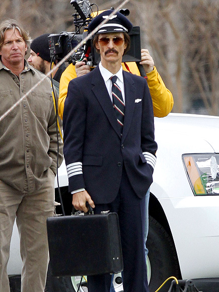WINGING IT photo | Matthew McConaughey