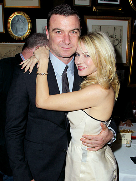 WATTS HAPPENING photo | Liev Schreiber, Naomi Watts