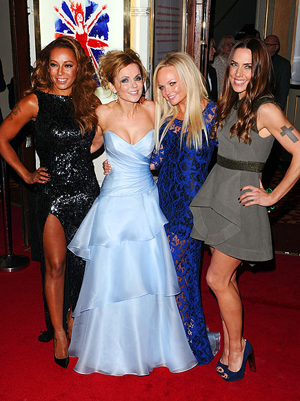 FOUR OF A KIND photo | Emma Bunton, Geri Halliwell, Melanie Brown, Melanie Chisholm