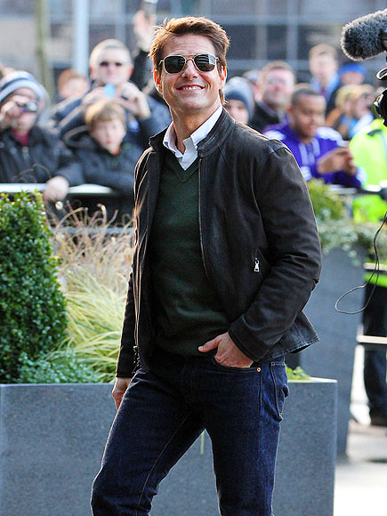 Footie Fan photo | Tom Cruise