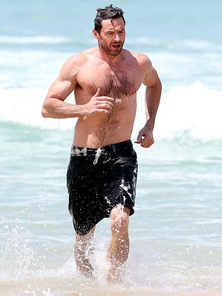 WATER BABE photo | Hugh Jackman