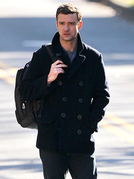 STARE MASTER photo | Justin Timberlake