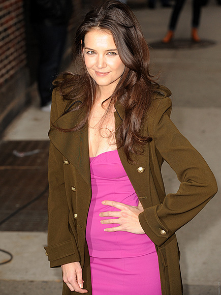 HIP ACTION photo | Katie Holmes