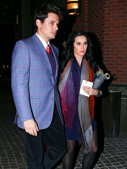 Handsome Couple photo | John Mayer, Katy Perry