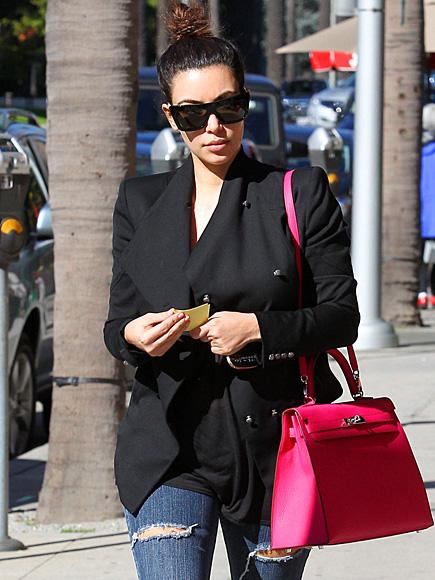 ALL TIED UP photo   Kim Kardashian
