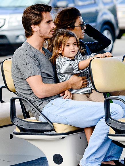 VROOM SERVICE photo | Kourtney Kardashian, Scott Disick