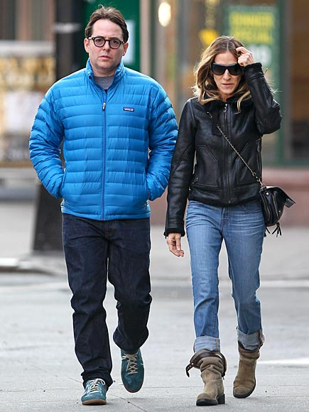 TWO STEP photo | Matthew Broderick, Sarah Jessica Parker