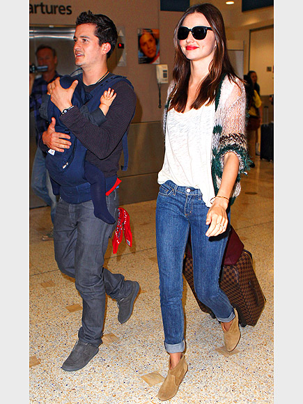 MIRANDA KERR  photo | Miranda Kerr, Orlando Bloom