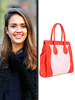 Stars' Snatch-Worthy Handbags Under $100 | Jessica Alba