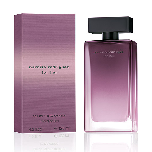 NARCISO RODRIGUEZ FOR HER EAU DE TOILETTE DÉLICATE photo | Narciso Rodriguez For Her