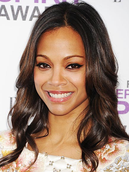 ZOË SALDANA GOES DEEP photo | Zoe Saldana