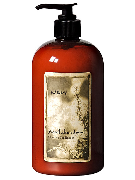 WEN SWEET ALMOND MINT CLEANSING CONDITIONER photo | Wen