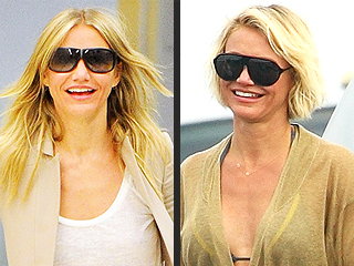 Vote on Star Hair Changes Now! | Cameron Diaz