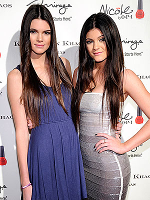Kylie Jenner, Kendall Jenner Jewelry Line