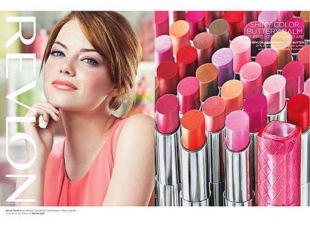Emma Stone Revlon