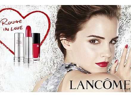 Emma Watson Lancôme