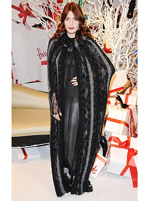 Harrods Sale with Florence Welch