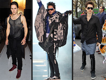 jared leto 440x330 Is Jared Leto the World's Worst Dressed Man?