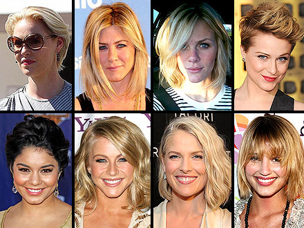 jennifer aniston 440x330 Vote on the Best Star Haircut of 2011