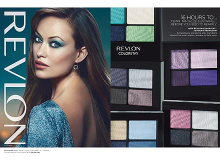 Olivia Wilde Revlon