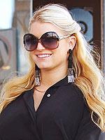 Jessica Simpson Maternity Style