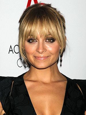 Nicole Richie: Hair is Easier Than Makeup