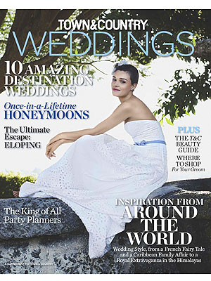 weddings 300x400 Carolina Herrera: Kristen Stewart Was 'Moved' by the 'Breaking Dawn' Wedding Dress