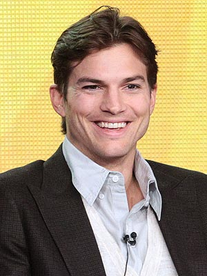 ashton kutcher 300x400 Check Out Ashton Kutcher's Clean New Look