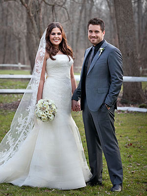 Hillary Scott Wedding Dress