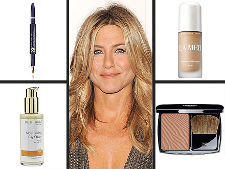 Jennifer Aniston Beauty Buys