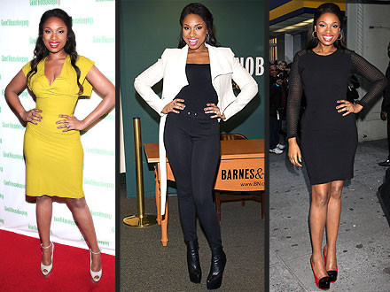 jennifer hudson 440x330 Jennifer Hudson Isn't Used to Being Skinny