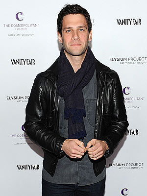 Justin Bartha Style Spread for Mr. Porter