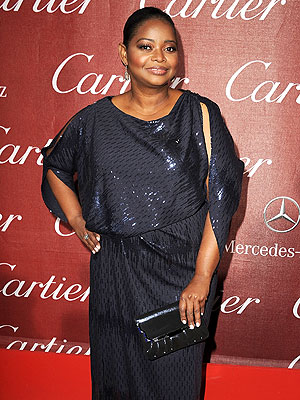 octavia spencer 300x400 'The Help' Star Octavia Spencer Still Searching for a Globes Gown