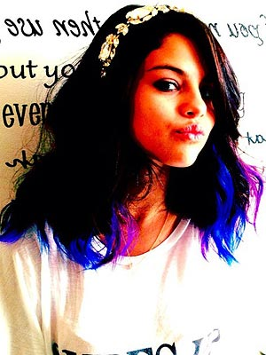 Selena Gomez Hair