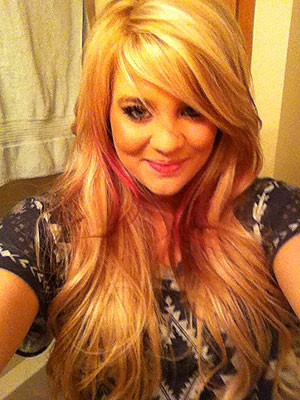 Lauren Alaina Twitter Photo