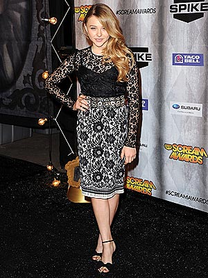 chloe moretz 300x400 Chloë Moretz on Style: 'I Get Michelle Pfeiffer With It'