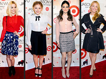 jaime king 440x330 Blake Lively, Chlo Moretz Fte Jason Wu for Target