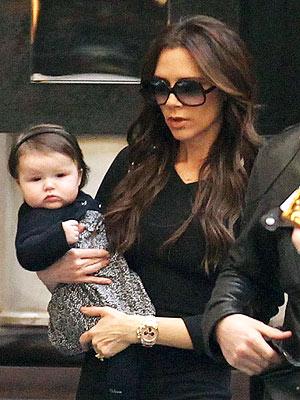 Victoria Beckham Baby