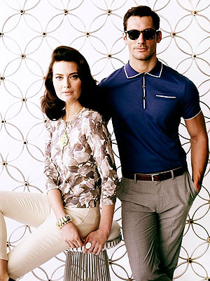 Banana Republic: Mad Men Collection