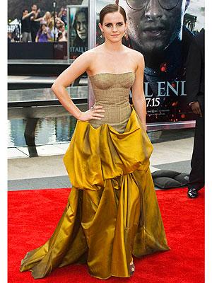 Emma Watson: My Style Is Boring