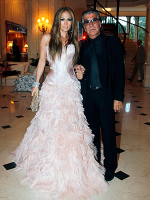 Jennifer Lopez Inspires Roberto Cavalli