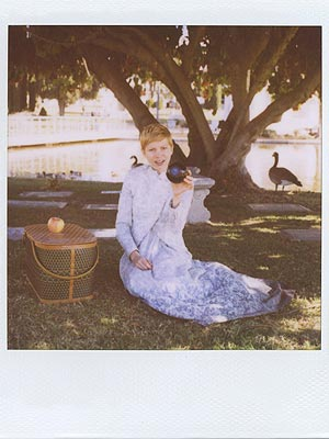 Michelle Williams: Band of Outsiders Campaign