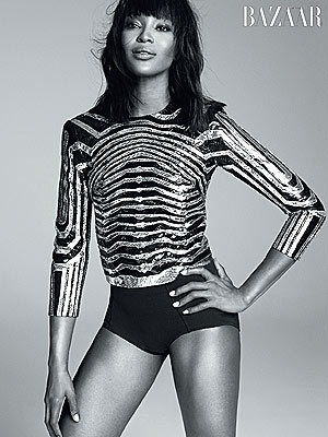 Naomi Campbell Diet Secrets