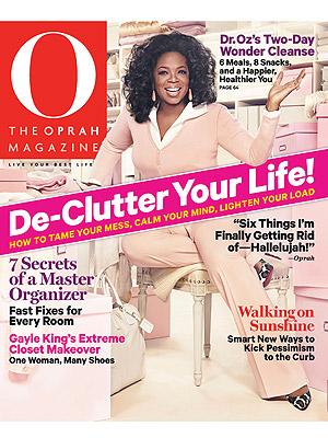 O Magazine March 2012