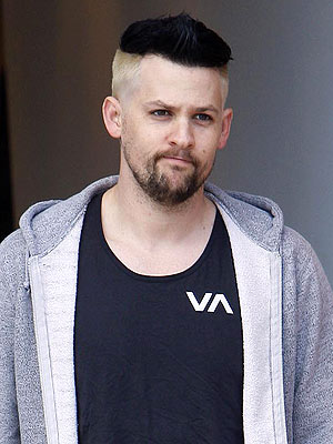 Joel Madden Hairstyle