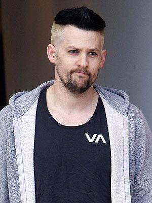 Joel Madden Hairstyle