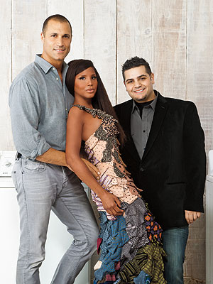 nigel barker 300 Exclusive Photo: See Toni Braxtons Custom Sock Dress